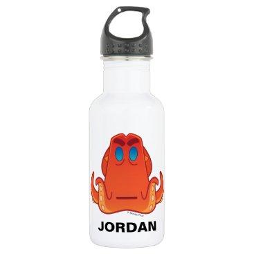 Disney Themed Finding Dory | Hank Emoji Water Bottle