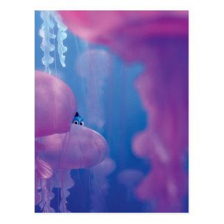 Finding Dory | Hide and Seek - Jellyfish Postcard