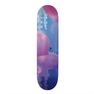 Finding Dory | Hide and Seek - Jellyfish Skateboard Deck