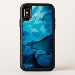 Finding Dory | Hide and Seek - Rays OtterBox Symmetry iPhone X Case