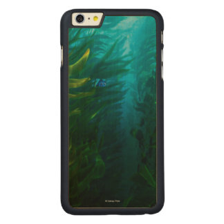 Finding Dory | Hide and Seek - Sea Kelp Carved Maple iPhone 6 Plus Case