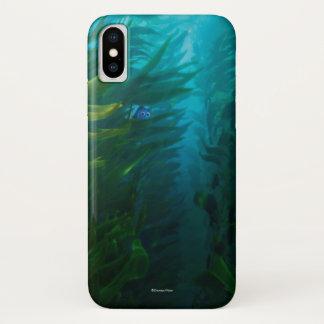 Finding Dory | Hide and Seek - Sea Kelp iPhone X Case