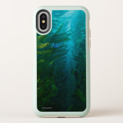 Hero Wasabi's Plasma Blades OtterBox Apple iPhone X Symmetry Case