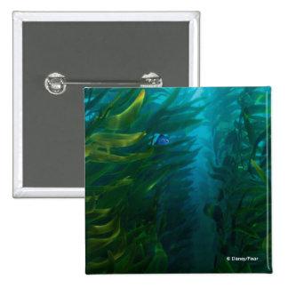 Finding Dory | Hide and Seek - Sea Kelp Pinback Button