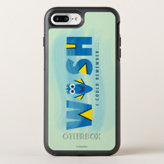 Finding Dory| I Wish I Could Remember 2 OtterBox Symmetry iPhone 7 Plus Case