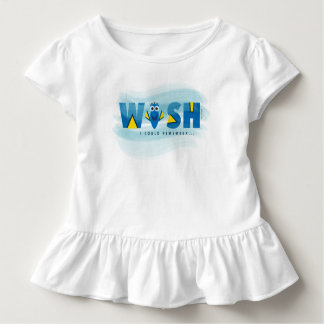 Finding Dory| I Wish I Could Remember Toddler T-shirt