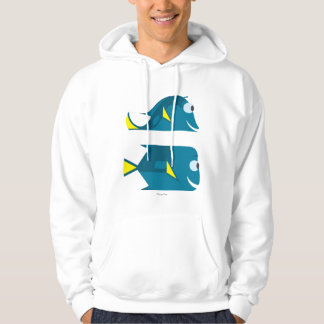 Finding Dory | Jenny and Charlie 2 Hoodie