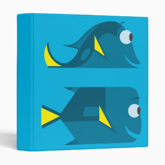 Finding Dory   Jenny and Charlie 3 Ring Binder