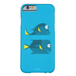 Finding Dory   Jenny and Charlie Barely There iPhone 6 Case