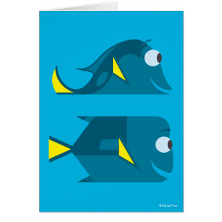 Finding Dory | Jenny and Charlie Card