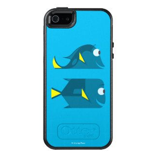 Finding Dory   Jenny and Charlie OtterBox iPhone 5/5s/SE Case