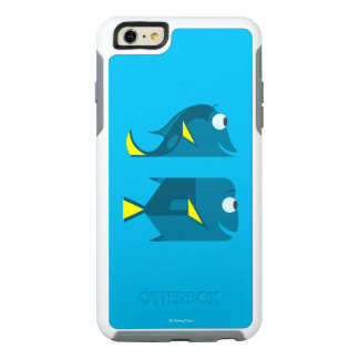 Finding Dory | Jenny and Charlie OtterBox iPhone 6/6s Plus Case