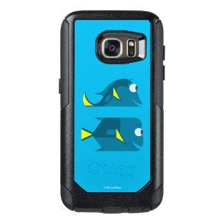 Finding Dory | Jenny and Charlie OtterBox Samsung Galaxy S7 Case