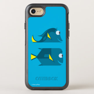 Finding Dory   Jenny and Charlie OtterBox Symmetry iPhone 7 Case
