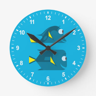 Finding Dory | Jenny and Charlie Round Clock