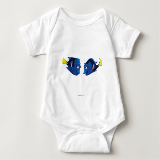 Finding Dory | Jenny & Charlie Baby Bodysuit