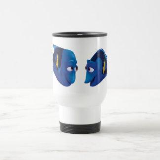Finding Dory | Jenny & Charlie Travel Mug