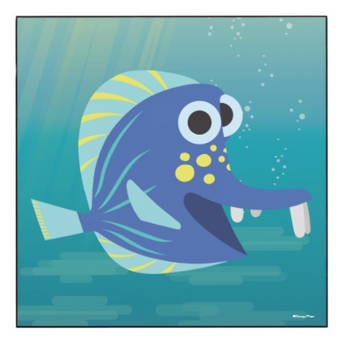 Finding Dory - Kathy Wood Print