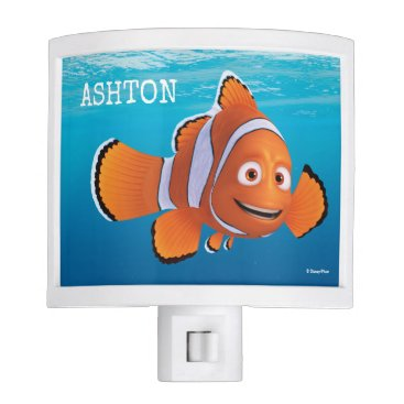 Disney Themed Finding Dory Marlin - Add Your Name Night Light