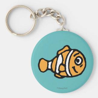 Finding Dory   Marlin Cartoon Keychain