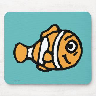 Finding Dory | Marlin Cartoon Mouse Pad