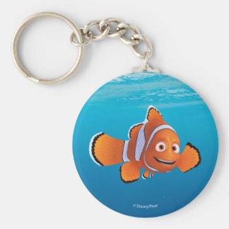 Finding Dory Marlin Keychain