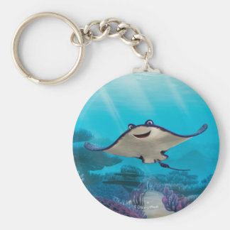 Finding Dory   Mr. Ray Keychain