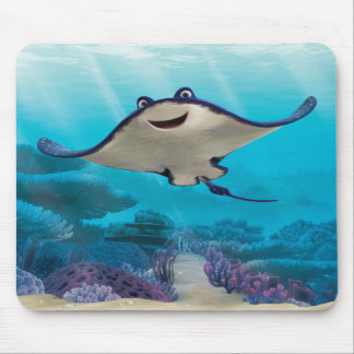 Finding Dory | Mr. Ray Mouse Pad