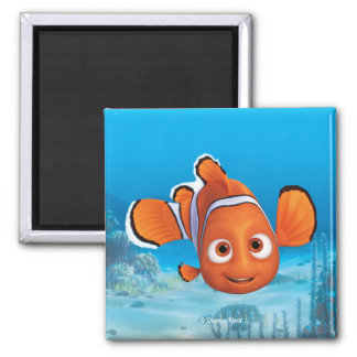 Finding Dory Nemo 2 Inch Square Magnet