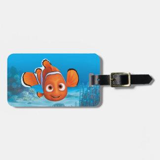 Finding Dory Nemo Bag Tag