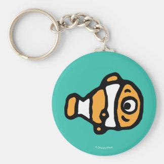 Finding Dory   Nemo Cartoon Keychain