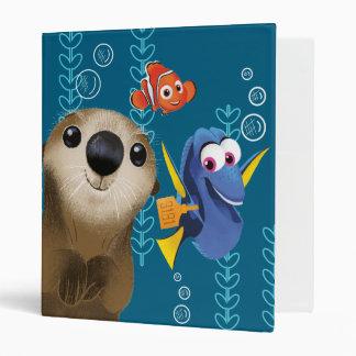 Finding Dory   Nemo, Dory & Otter Binder