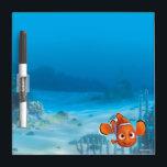 "Finding Dory Nemo Dry Erase Board<br><div class=""desc"">Finding Dory   Nemo &amp; Marlin</div>"