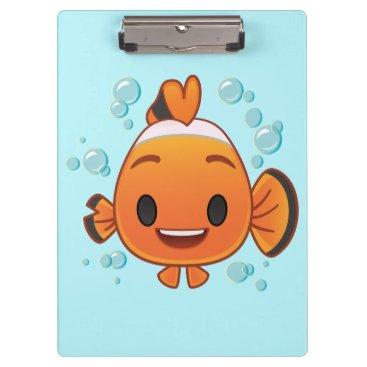 Disney Themed Finding Dory | Nemo Emoji Clipboard