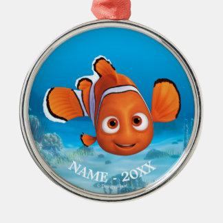 Finding Dory Nemo Metal Ornament