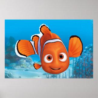 Finding Dory Nemo Poster