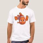 Finding Dory Nemo T-shirt at Zazzle