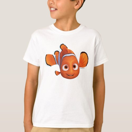 Finding Dory Nemo T_Shirt