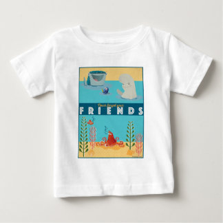 Finding Dory | Never Forget Your Friends Baby T-Shirt
