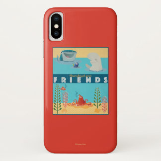 Finding Dory | Never Forget Your Friends iPhone X Case