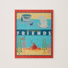 Finding Dory | Never Forget Your Friends Jigsaw Puzzle