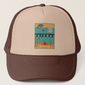Finding Dory | Never Forget Your Friends Trucker Hat