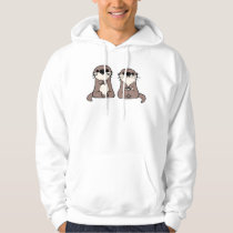 Finding Dory | Otter Cartoon Hoodie