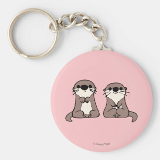 Finding Dory | Otter Cartoon Keychain