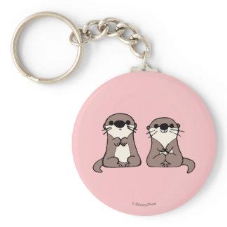 Finding Dory | Otter Cartoon Keychain