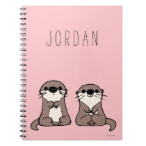 Finding Dory   Otter Cartoon Notebook