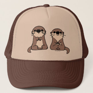 Finding Dory | Otter Cartoon Trucker Hat