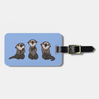 Finding Dory Otters Bag Tag