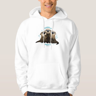 Finding Dory Otters | Cuddle Party 2 Hoodie
