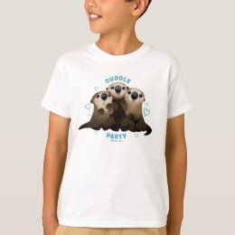 Finding Dory Otters | Cuddle Party 2 T-Shirt